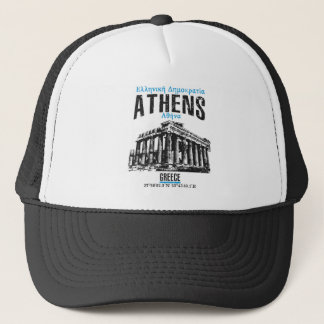 Athens Trucker Hat