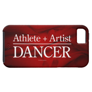 Athlete + Artist = Dancer Case For The iPhone 5