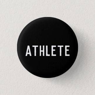 Athlete button badge