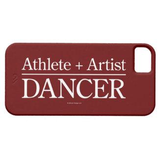 Athlète + Cas de l'iPhone 5 d'artiste = de danseur Coque Barely There iPhone 5
