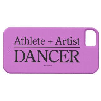 Athlète + Cas de l'iPhone 5 d'artiste = de danseur Coques iPhone 5 Case-Mate