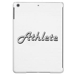 Athlete Classic Job Design iPad Air Case