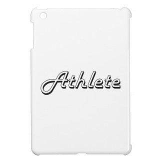 Athlete Classic Job Design iPad Mini Cover