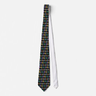 Athlete runners tie