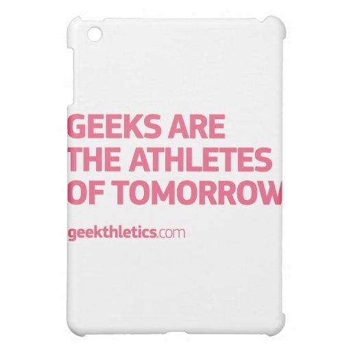 athletes-tomorrow_G_pink Case For The iPad Mini