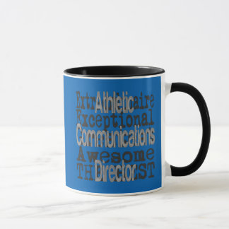 Athletic Communications Director Extraordinaire Mug