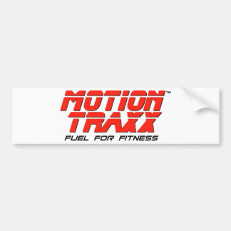 Athletic T-Shirt Bumper Sticker