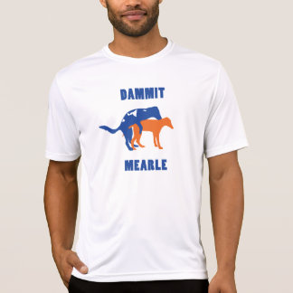Athletic Tee! Dammit Mearle! T-Shirt