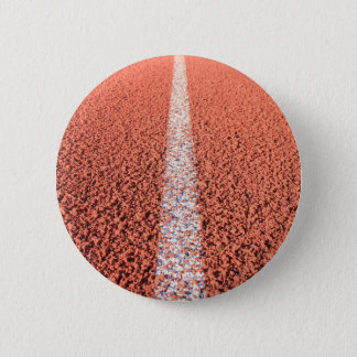 Athletic Track - Running Track 2 Inch Round Button