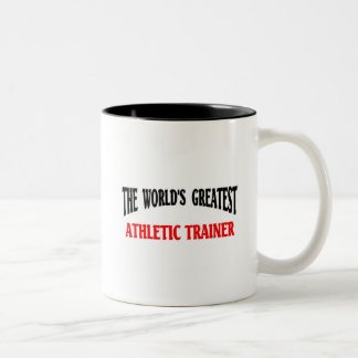 Athletic Trainer Two-Tone Coffee Mug