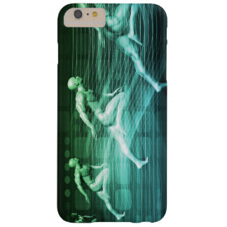 Athletic Training and Running Together Barely There iPhone 6 Plus Case