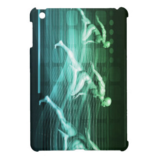 Athletic Training and Running Together iPad Mini Cover