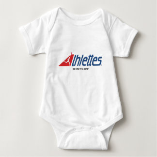 ATHLETTES.COM BE ONE OF A KIND BABY ROMPER