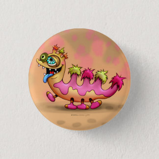 ATILLA CUTE MONSTER SMALL BUTTON