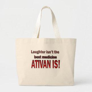 Ativan Large Tote Bag
