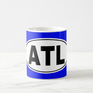ATL Atlanta Georgia Coffee Mug