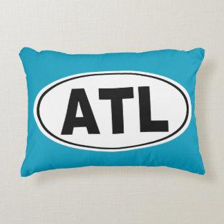 ATL Atlanta Georgia Decorative Pillow