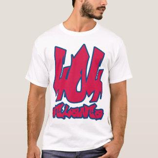 Atlanta 404 Area Code Shirt - Braves Colors