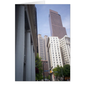 Atlanta Buildings Card