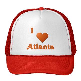 Atlanta -- Burnt Orange Hats