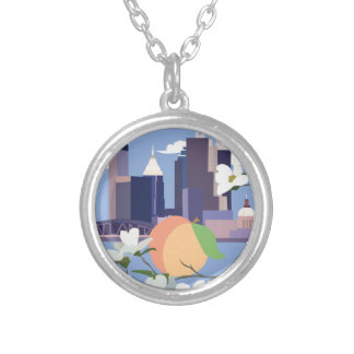 Atlanta Circle Necklace