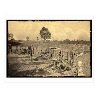 Atlanta, GA US Civil War Postcard