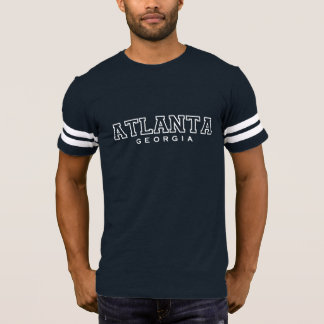 ATLANTA georgia casual style graphic tee