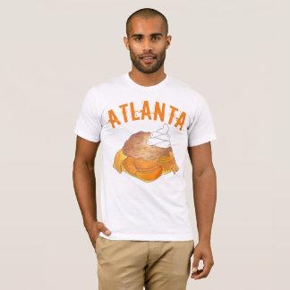 Atlanta Georgia GA Peach Cobbler Southern Dessert T-Shirt