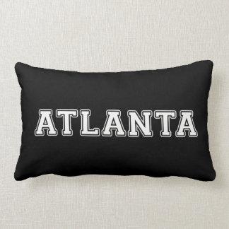Atlanta Georgia Lumbar Pillow