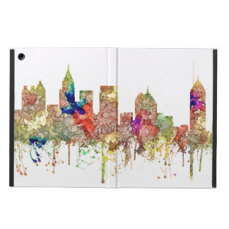Atlanta Georgia Skyline SG-Faded Glory iPad Air Case