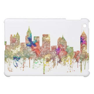 Atlanta Georgia Skyline SG-Faded Glory iPad Mini Cases