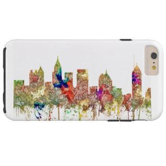 Atlanta Georgia Skyline SG-Faded Glory Tough iPhone 6 Plus Case