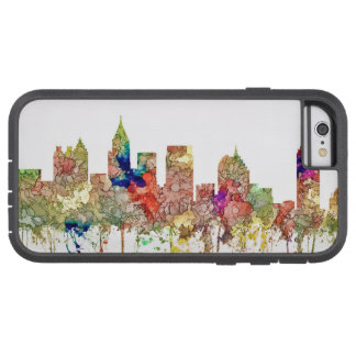 Atlanta Georgia Skyline SG-Faded Glory Tough Xtreme iPhone 6 Case