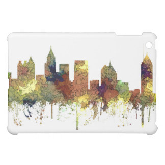 Atlanta Georgia Skyline SG-Safari Buff Case For The iPad Mini