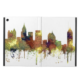 Atlanta Georgia Skyline SG-Safari Buff iPad Air Cover