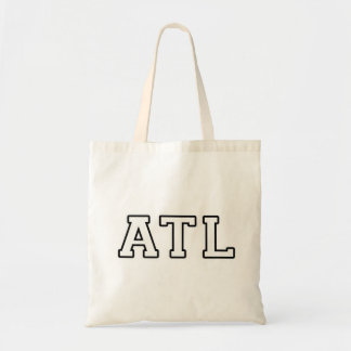 Atlanta Georgia Tote Bag
