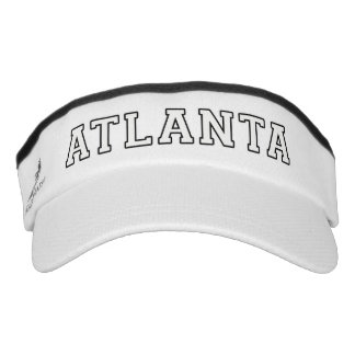 Atlanta Georgia Visor