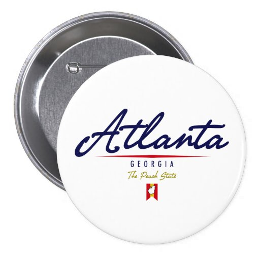 Atlanta Script Button