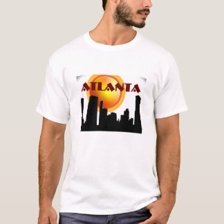 Atlanta Skyline and Sunshine T-Shirt
