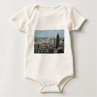 Atlanta Skyline Baby Bodysuit