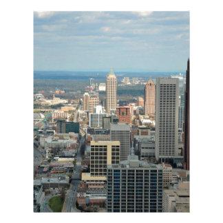 Atlanta Skyline Letterhead