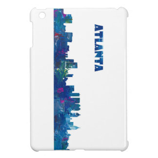 Atlanta Skyline Silhouette Cover For The iPad Mini
