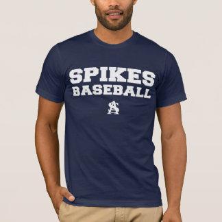 Atlanta Spikes Baseball for dark T-Shirt