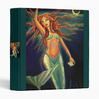 Atlantean Mermaid - Mermaid Art Binder