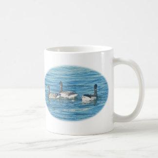 Atlantic Brant Geese Boss Birthday Classic White Coffee Mug