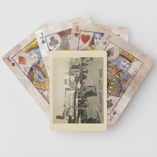 Atlantic City 1922 Poker Deck