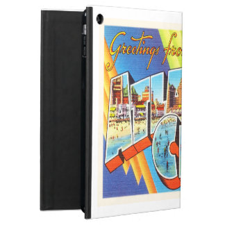 Atlantic City 2 New Jersey NJ Vintage Travel - iPad Air Covers