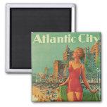 Atlantic City - America's All Year Resort Refrigerator Magnet