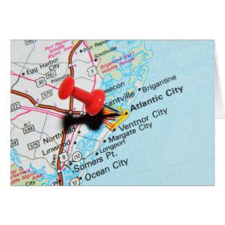 Atlantic city card