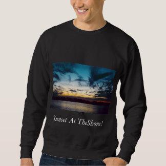 Atlantic City New Jersey Sunset Sweatshirt